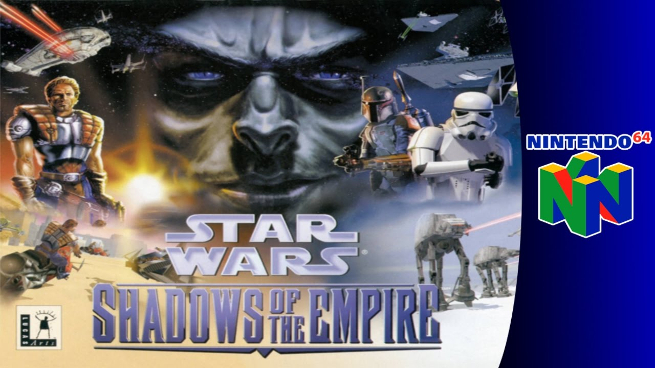 Star Wars Shadows Of The Empire Longplay