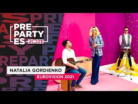 Natalia Gordienko - Sugar - Moldavia 2021 ?? | #PrePartyES21