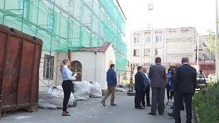 Сразу в 20 многоквартирных домах Магадана идёт капитальный ремонт
