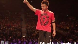 Bboy Issei 2013 Trailer [Found Nation]