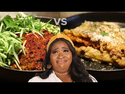Can Chefs Make This Mushroom-Hater Change Her Mind? •Tasty