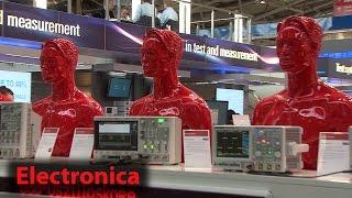 Electronica 2014, München • Messe Notizen • AKTIV Messebau & Filmproduktion