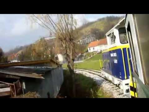 90 éves a Lillafüredi Kisvasút - LÁEV - State Forest Railways of Lillafüred (Hungary)