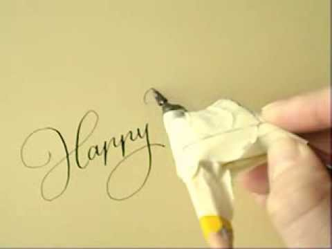 Calligraphy   Happy New Year   by Hejheidi   YouTube Calligraphy   Happy New Year   by Hejheidi