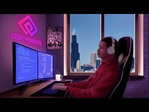 Morning Coding in Chicago   LoFi Jazz Hip-Hop [Code - Relax - Study]