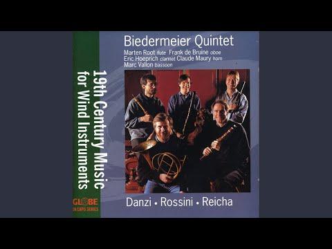 Quintet No. 2 in E-Flat Major, Op. 88, No. 2: I. Lento - Allegro moderato