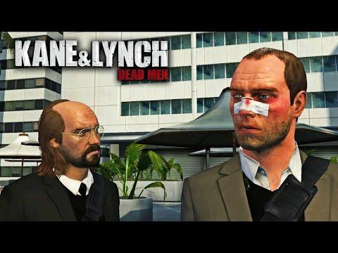 Kane & Lynch: Dead Men - Mission #3 - Withdrawal (1080p 60fps)