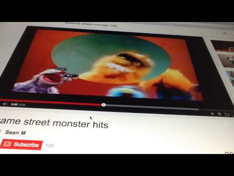 Sesame Street Frazzle Song Live