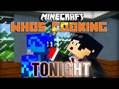 Raikujo - Whos Cooking Tonight ( Minecraft Animation Parody )