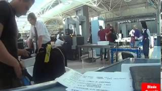Реєстрація на літак термінал Д