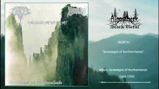 Gambar cover Grom • North • Marhoth - Sovereigns Of Northernlands (Full Split)