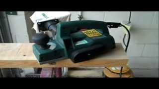 Electric Wood Planer By Mth Tool Hire Domestic And Commercial Tool Hire