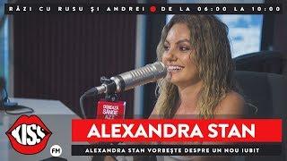 Alexandra Stan vorbește despre un nou iubit