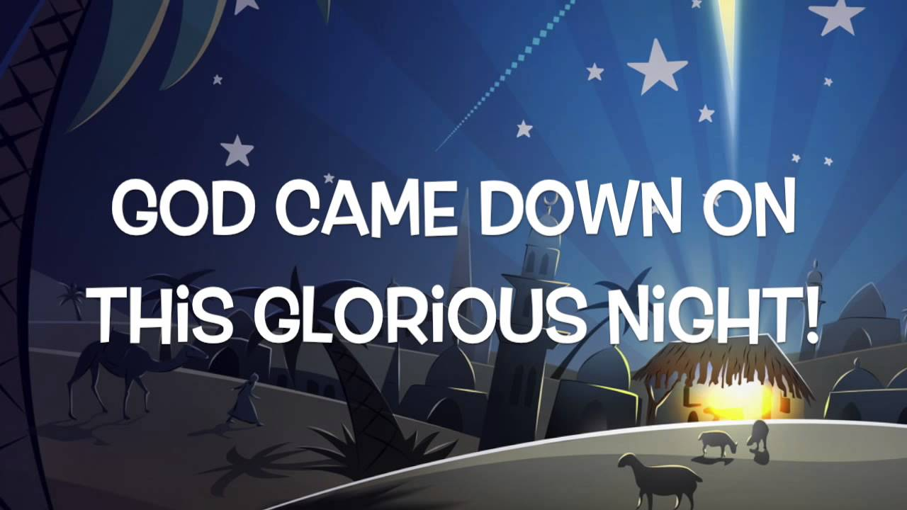 Oh What a Glorious Night-Sidewalk Prophets - YouTube