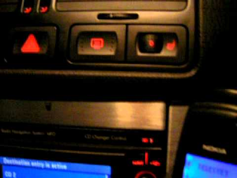 Vw golf 4 interior at night youtube for Lederen interieur golf 4