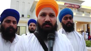 Baba Avtar Singh Sadhan Wale Murder o Bhupinder Singh Dhadrianwale Assassination Attempt