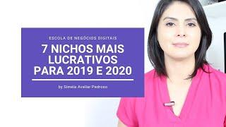 7 Nichos Mais Lucrativos para 2019 e 2020 - Nichos que vendem mais online