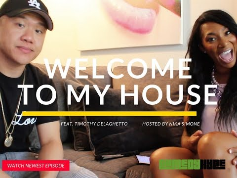 Timothy DeLaGhetto On Welcome To My House: Career, Women Bashing, Asian Jokes, Girlfriend, & More