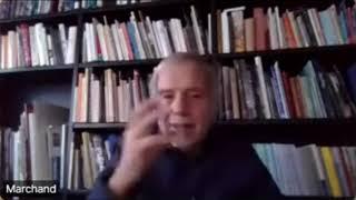 """J.-J. Marchand, Lezione """"Le Muse e il desiderio"""""""