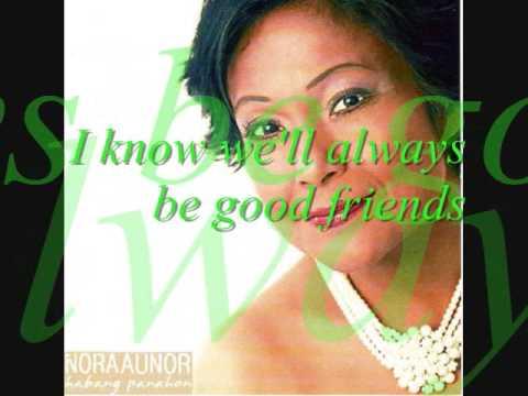 Nora Aunor - Friends
