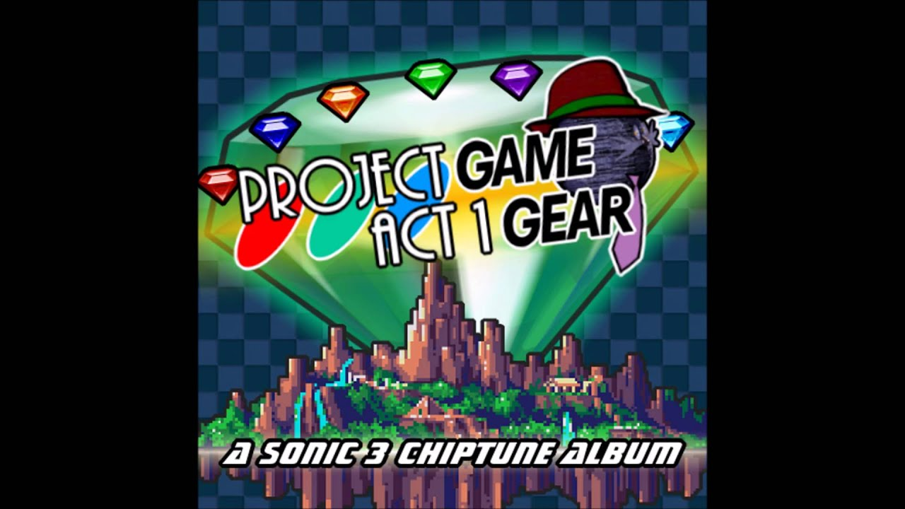Sonic The Hedgehog 3 Competition Menu 8 Bit Ver Youtube