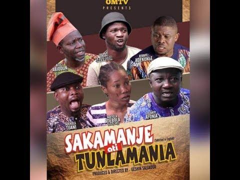 Download SAKAMANJE ATI TUNLAMANIA YORUBA COMEDY 2018 TRAILER