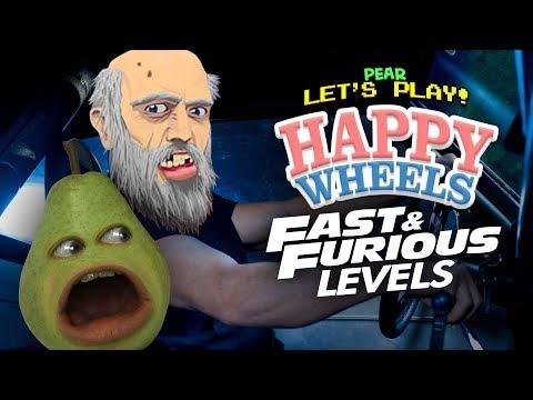 Happy Wheels: Fast & Furious Levels