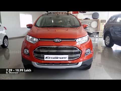 Ford Ecosport Titanium Tdci Review