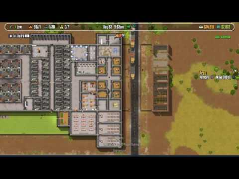 Phoenix Plays Prison Architect PS4 (Stream)