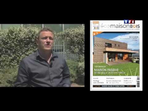 ma maison pour l 39 avenir et eco maison bois youtube. Black Bedroom Furniture Sets. Home Design Ideas
