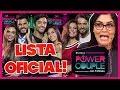 ANALISANDO os 13 CASAIS PARTICIPANTES do Power Couple Brasil | 23/04/2019