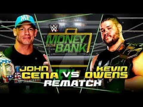 WWE Latest Match Money in the Bank Full HD 22-04-2018