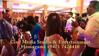 Sri Lanka Wedding DJ By Cine Media Studio & Entertainment Homagama Sri lanka +94 71 7424410