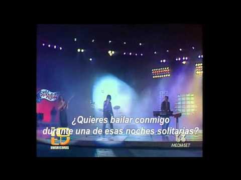 Alphaville  Dance With Me Subtítulos español