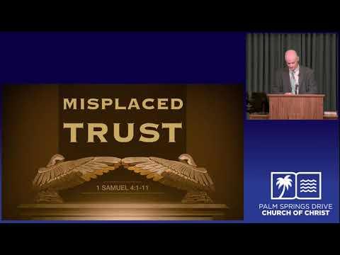 Misplaced Trust Willingham 03 11 18