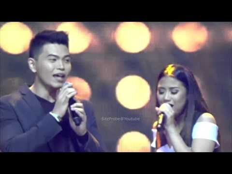 Reunited, Perfect Combination I'm Your Angel - Morissette Amon Daryl Ong