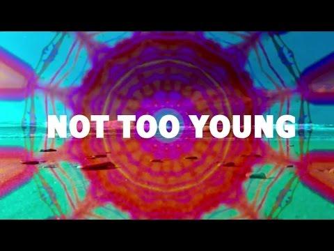 Alexa - Not Too Young (Lyric Video)