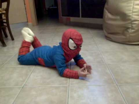 SPIDERMAN EMY CARNEVALE 2010.mp4