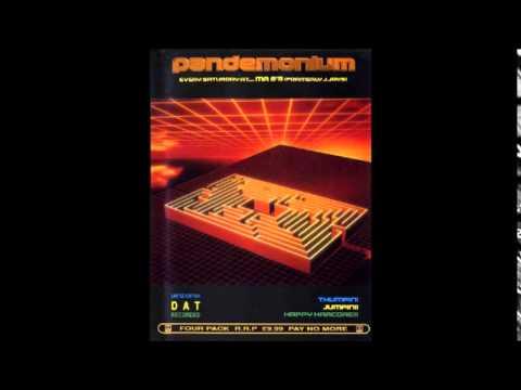 DJ DOUGAL - PANDEMONIUM LIMITED EDITION VOL. 4 1994
