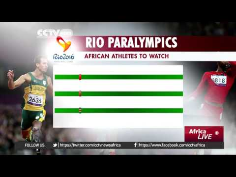 Rio Paralympics: Tunisia, South Africa expected to lead Africa's medal hunt