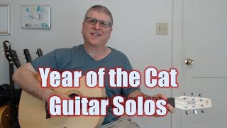 Year of the Cat by Al Stewart (Guitar Lesson with TAB)