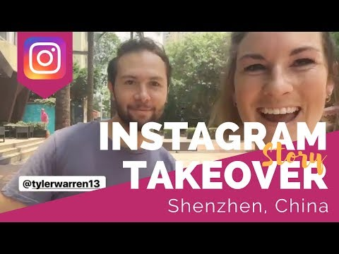 Teaching English in Shenzhen, China - TEFL Social Takeover