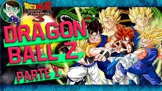 Dragon Ball Z Budokai Tenkaichi 3 hard Parte 1