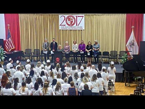 Sauk Valley Community College Pinning Ceremony May 2017