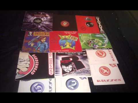 Dj Firky - Old Skool Techno Classics Vol 1