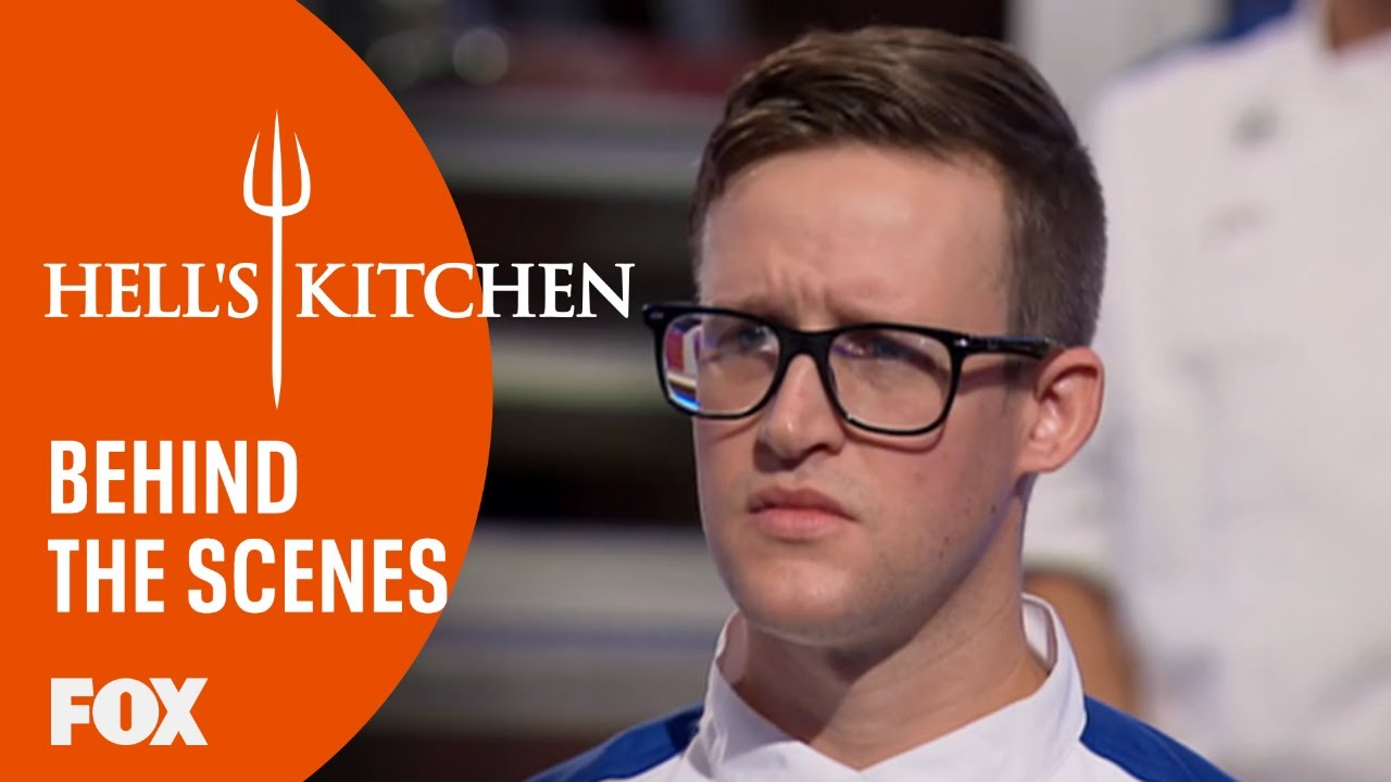 Brendan Hell S Kitchen Season