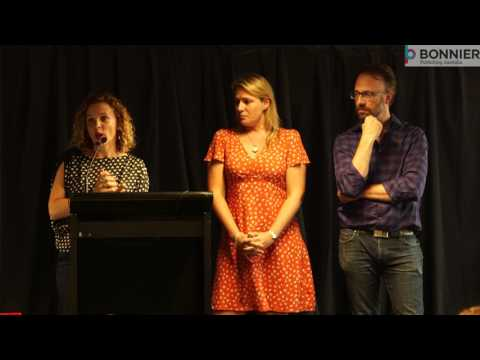 Sally Rippin Presents Super Moopers by Fiona Harris and Scott Edgar