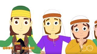 Joseph Sees His Family I Stories of Joseph I Animated Children