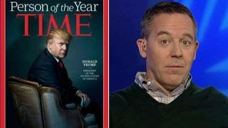 Gutfeld: Why Donald Trump is the person of the year