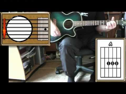 Grow Old With You  Adam Sandler  Acoustic Guitar Lesson